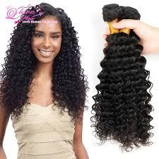 good wet and wavy human hair black malaysian deep curly virgin hair bundles 7a milky way wet
