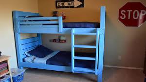 Pallet Bunk Beds How To Build Pallet Bunk Beds