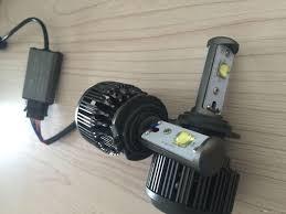 v16 turbo cree led replacement headlight foglight kit 30w 3600lm