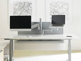 Teknion Reception Desk Podium Offset Teknion Work Flow Accessories Pinterest