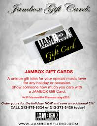 how much are gift cards jambox gift cards jambox entertainment studios