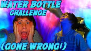 Challenge Water Wrong Water Bottle Challenge Wrong