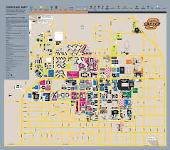 Map Of Tulsa Parking Map Parking And Transportation Services