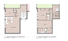 split foyer floor plans townhomes at mccants split foyer design