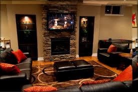 awesome basement living space ideas basement living room ideas