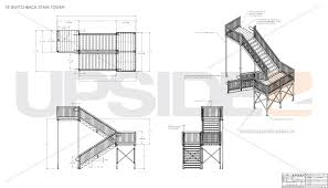 Ibc Stair Design by Means Of Egress Specifications U0026 Drawings For Building Compliance