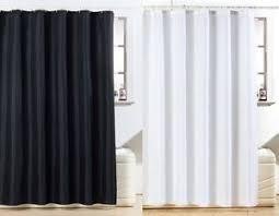 stunning diamante effect glitter shower curtain black u0026 white