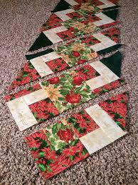 152 winter christmas quilts table runners images