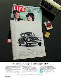 volkswagen lemon remember those great volkswagen ads alfredo marcantonio david