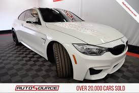 Bmw Opal White Interior Used Bmw M4 For Sale Search 285 Used M4 Listings Truecar