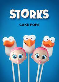 storks cake pops u2013 bakerella com