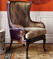 Antique Wooden Armchairs Antique Wooden Armchair Sofa Upholstered Chairs With Arm Living