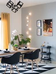 star tips how i refreshed my dining room with ikea on a aed500 easy renewal the after shot of my dining room refresh using ikea accessories