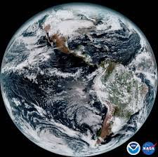 Stunningly by With The New Goes 16 Satellite Earth Has Never Looked More