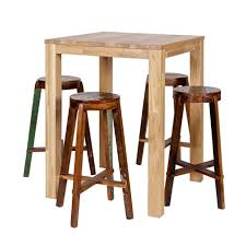 table haute cuisine bois table haute cuisine design table de cuisine haute ikea