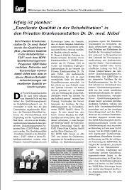 Weserlandklinik Bad Seebruch Institut Für Qualitätsmanagement Im Gesundheitswesen Gmbh Pdf