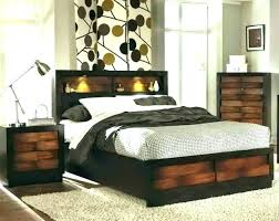 king headboard with lights headboard with storage and lights contemporary best beds with