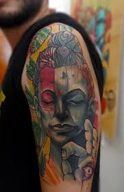 Buddhist Flower Tattoo - 87 best buda images on pinterest geishas tatoo and amazing tattoos