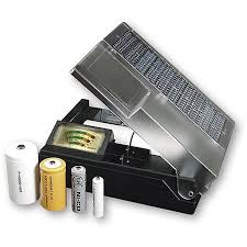 might d light charger best off grid aaa aa c d solar battery charger for survival