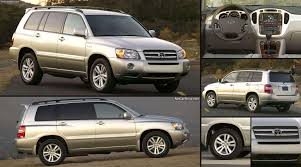 toyota highlander hybrid 2005 toyota highlander hybrid 2005 pictures information specs
