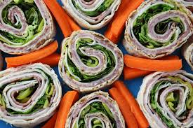 thanksgiving sub sandwich italian pinwheel sandwiches recipe from jenny jones jenny can cook