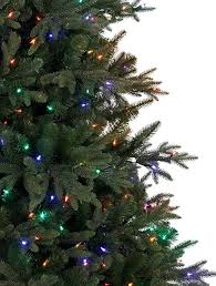 balsam hill color clear lights saratoga spruce artificial christmas tree balsam hill