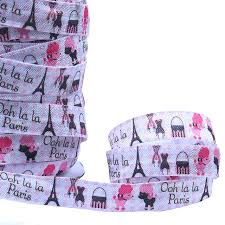 elastic ribbon wholesale 5 8 free shipping poodle in foe ribbon wholesale