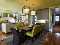comfortable hgtv dining room with interior home design style with