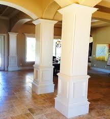 Interior Columns Design Ideas Interior Design Interior Decorative Columns Luxury Home Design