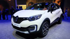 renault captur black india bound renault captur shown at 2016 sao paulo auto show