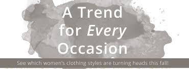 women u0027s fall clothing trends zappos com