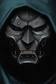 Dr Doom Mask Doctor Doom Animated By Slasher556 On Deviantart