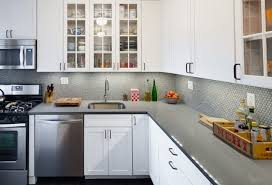 Shaker Interior Design A Match Made In Heaven White Shaker Style Cabinets Dark