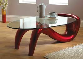 coffee table cool modern glass coffee table design ideas glass coffee table incredible clear red oval modern glass coffee table designs cool modern glass