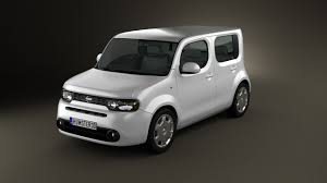 2013 nissan cube 360 view of nissan cube 2010 3d model hum3d store