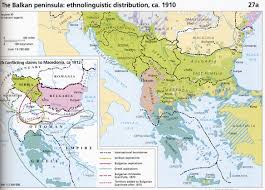 Ethnic Map Of Europe by Maps Of Macedonia Page 8