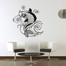 details about koi carp detailed fish wall art decal wall stickers details about koi carp detailed fish wall art decal wall stickers