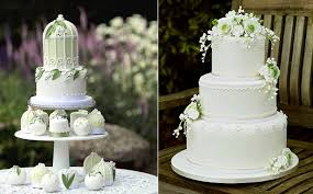 lily of the valley wedding cakes cake geek magazine