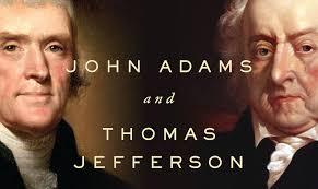 friends divided john adams and thomas jefferson 10 30 17