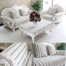 Striped Slipcovers For Sofas Popular Linen Slipcover Sofa Buy Cheap Linen Slipcover Sofa Lots