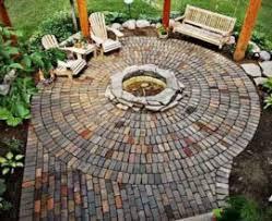 Brick Patio Pattern Round Brick Patio Patterns â Design And Ideas Round Pattern Using
