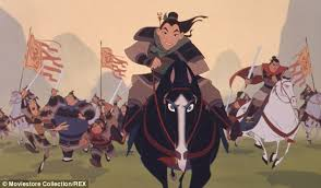 disney announces plans live action remake mulan daily