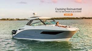 sport boats sport cruisers sport yachts yachts sea ray boats