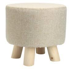 round knit pouf ottoman seat footstool flor pillow urban decor