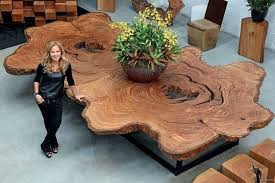 13 artistic wooden table designs home decor image