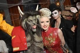 heidi klum wins halloween with michael jackson u0027thriller u0027 costume