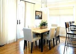 wooden dining room light fixtures dinner table lighting wizrd me