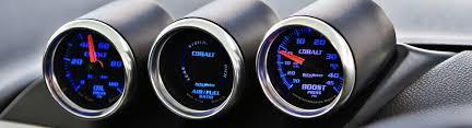 mustang custom gauges 2017 ford mustang custom pods single carid com