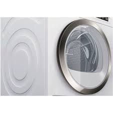 Bosch Clothes Dryers Bosch Wtw87560gb 9kg Freestanding Heat Pump Tumble Dryer White