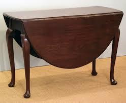 Drop Leaf Table Plans Not Until Leaf Pedestal Dining Table Abbott Place Warm Cherry